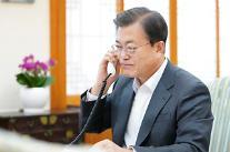 文大統領、バイデン氏と初の電話会談・・・「韓米同盟や韓半島平和への意志確認」