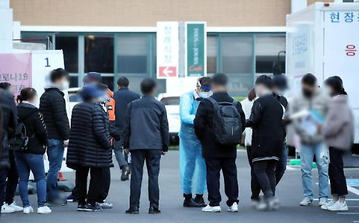 韩国新增143例新冠确诊病例 累计27942例