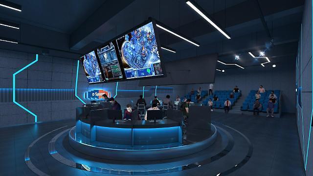 CJ OliveNetworks uses cutting-edge technologies for S. Koreas largest eSports stadium