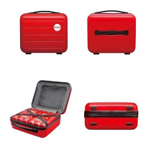 可口可乐在韩推出迷你旅行箱 再现抢购热潮