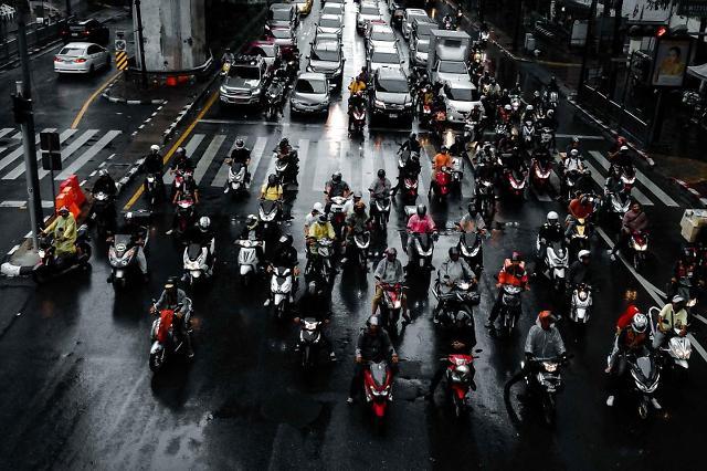 [NNA] 태국 10월 이륜차 등록대수 11.3% 감소