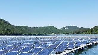 Hanwha Q Cells được lựa chọn để xây dựng nhà máy điện mặt trời nổi 41 MW trong đập nước
