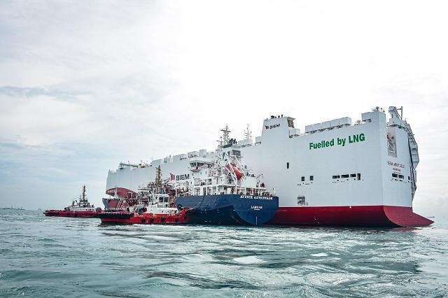 [NNA] 말레이시아 페트로나스, 선박용 LNG 공급사업 개시