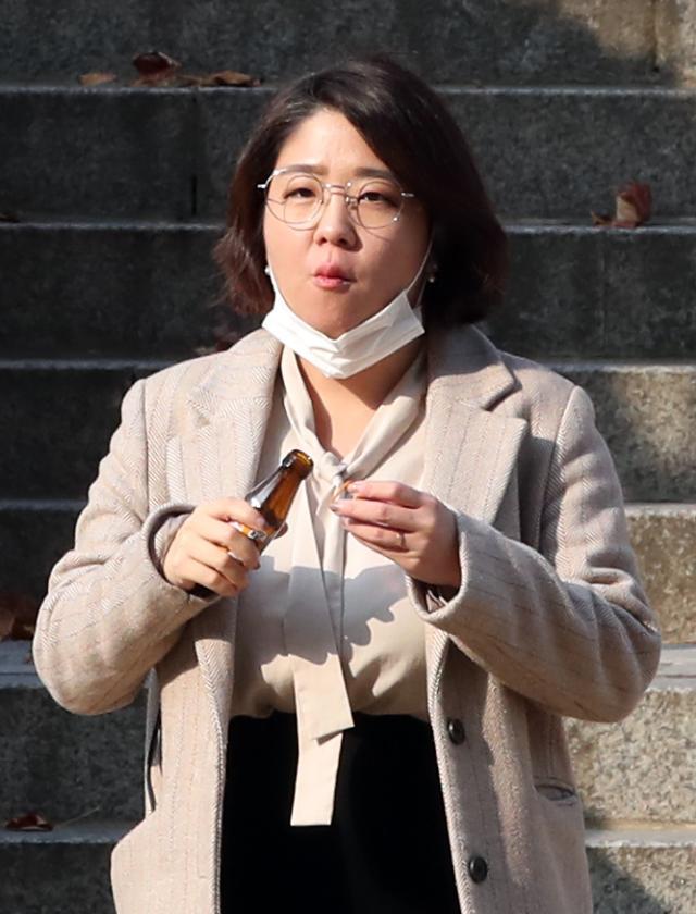 집시법 위반 용혜인 의원, 파기환송심서 벌금 100만원