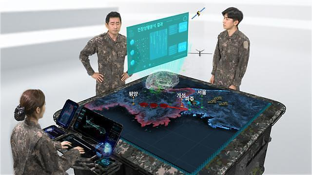 Hanwha Systems selected for military project to develop AI staff officer