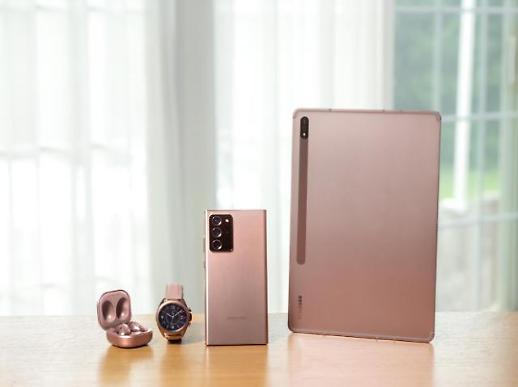 三星智能手机在国内傲视群雄 市场占有率突破七成