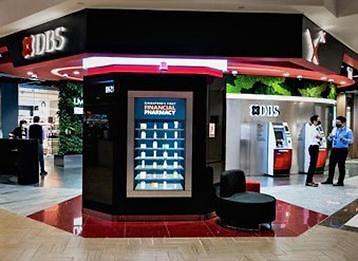 [NNA] 싱가포르 DBS은행, 지점 디지털 서비스 강화