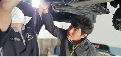 """[스마트대한민국] 새천년카 """"자동차정비업에 IT기술 접목해 혁신 성장 이뤄"""""""