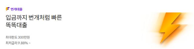 """번개대출 광고 역차별 논란…핀테크엔 """"혁신"""" vs 저축銀엔 """"고금리 장사"""""""