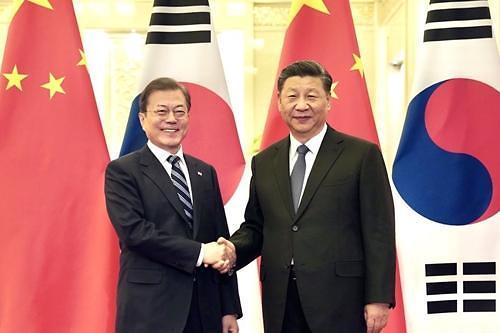 [한·중·일 외교 시계침] ②시진핑, 바이든 시대 앞두고 한국에 러브콜...연내 방한하나