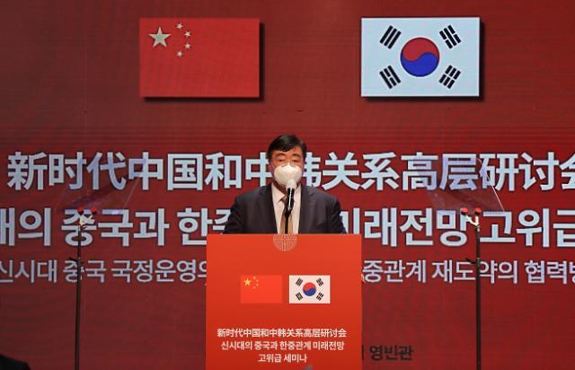 驻韩中国大使邢海明:新冠疫情稳定后习近平将出访韩国