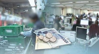 同行业从业者年薪赚多少 韩国政府官方统计来了