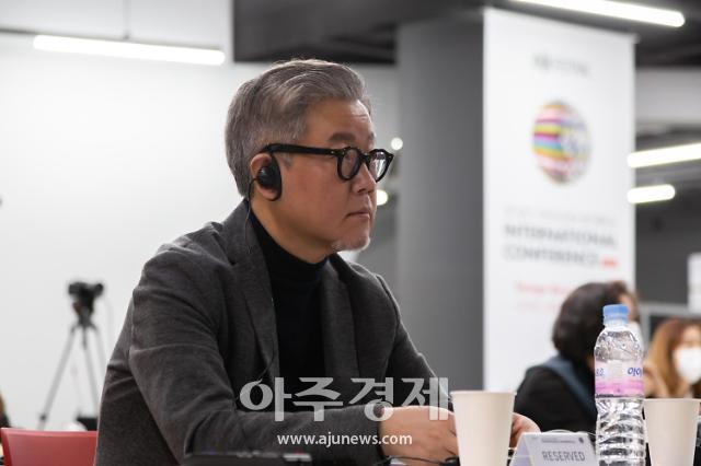 """장성환 대표 """"언어를 초월하는 인포그래픽...DD의 위력"""""""