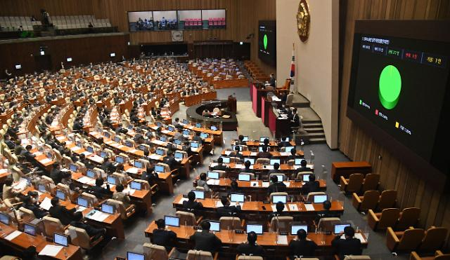 국회, '후관예후 방지법·전자발찌 강화법' 등 민생법안 80건 의결