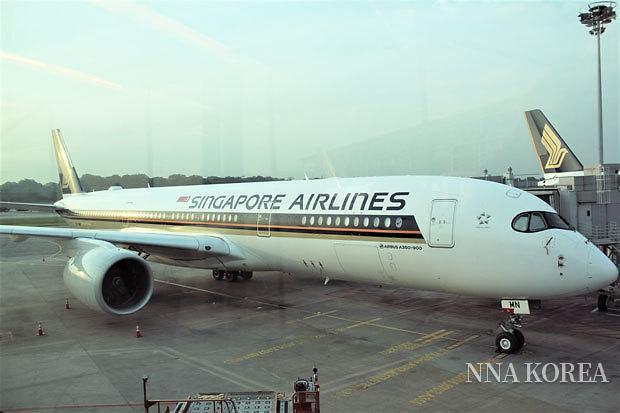 [NNA] 싱가포르항공, 12월부터 日 나고야 노선 재개