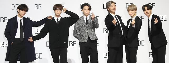 BTS members voice desire for Grammy before releasing new album