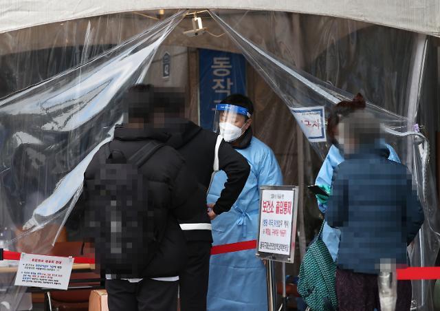 3차 대유행 본격화...병원·학원·대학가 집단감염 전방위 확산