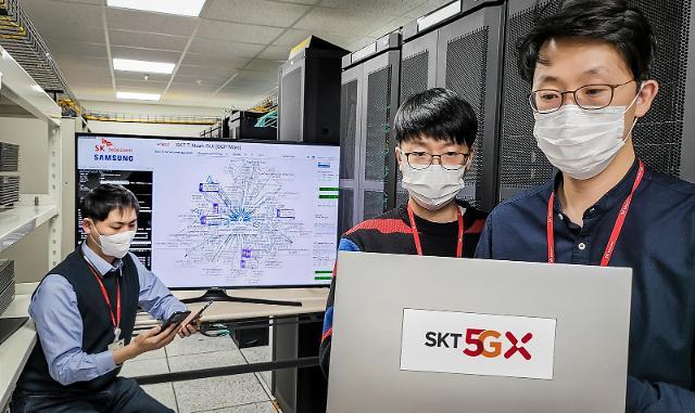 SK텔레콤, 삼성전자와 클라우드 코어망 국제 표준기술 선점