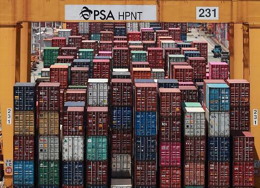 韩国11月前20天出口同比增加11.1%