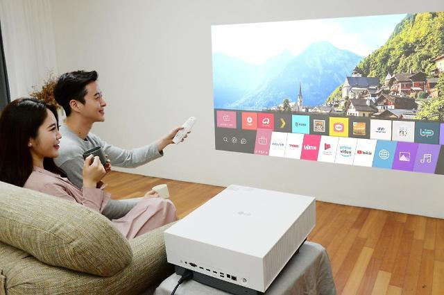 LG전자, 고화질·편의성 갖춘 LG 시네빔 레이저 4K 국내 출시