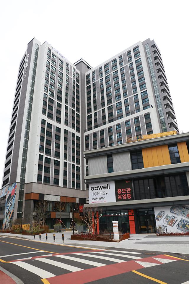 신영 지웰홈스 왕십리 임대주택 오픈…2030 라이프 스타일 반영