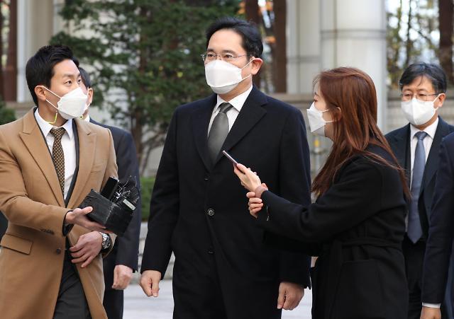 [슬라이드 뉴스] 국정농단 재판 출석한 이재용···삼성 준법위 주목