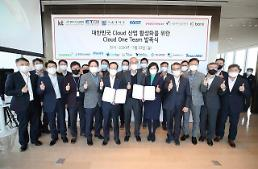 KT forms Team Korea to promote indigenous cloud ecosystem