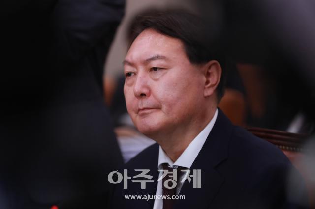 내부결속 행보 윤석열 오늘 또 검사들 만난다