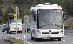 .​Jeju Island selected to operate test field for autonomous vehicles.