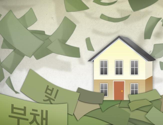 9월말 가계빚 1700조 육박…정부 규제에도 빚투 움직임 지속