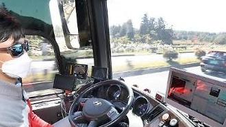 Đảo Jeju được chọn để vận hành trường thử nghiệm xe tự hành