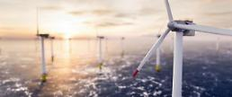 .Danish firm Orsted announces mega project to establish offshore wind power complex in S. Korea.