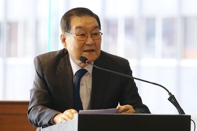 韩国前统一部长官李世基逝世
