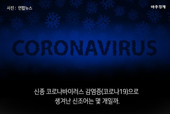 [슬라이드 뉴스] 호모마스쿠스 코로나 신조어, 거리두기 관련 65개, 마스크 관련은?