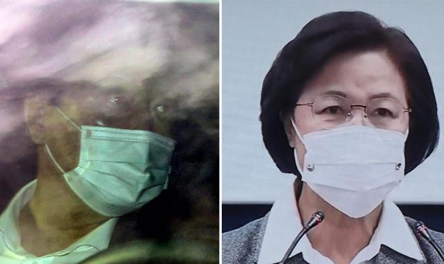 韩法务部长命令检察总长停职检查