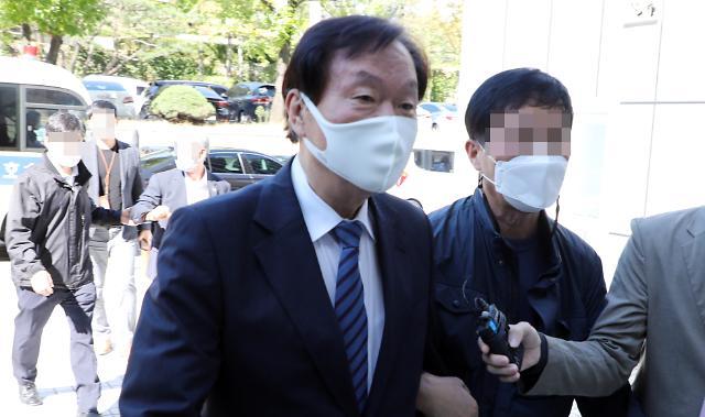 법원, 광복절 집회 주도 김경재·김수열 보석 기각