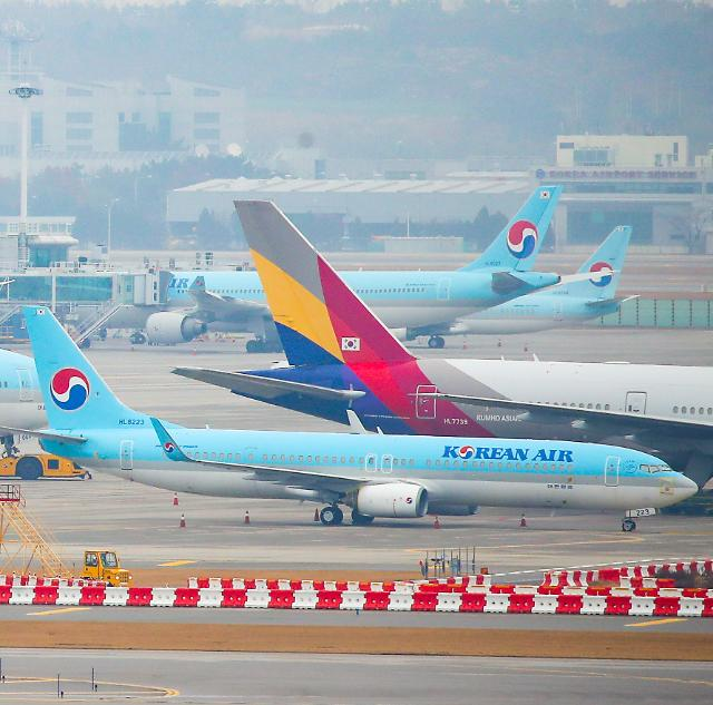 """대한항공·아시아나, 인수전 첫 고비...""""가처분 인용시 항공산업 붕괴"""""""