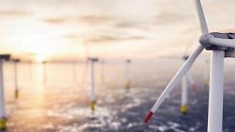 Công ty Đan Mạch Orsted công bố dự án lớn thành lập tổ hợp điện gió ngoài khơi ở Hàn Quốc