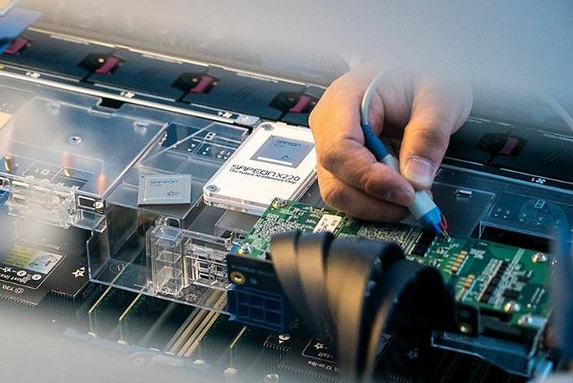 SK Telecom makes foray into AI semiconductor market with new chip