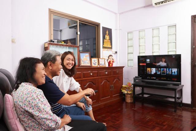 KT, 한국 IPTV 플랫폼 해외 첫 수출…태국 3BB 기가TV 론칭