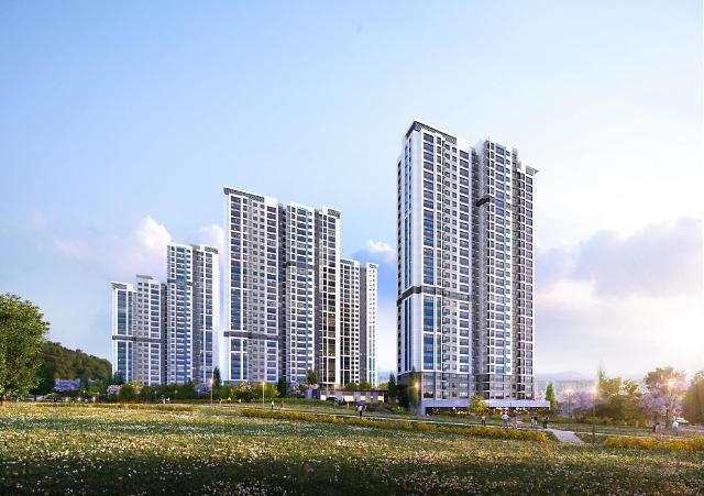 ㈜한라, 1408억원 규모 전남 광양 지역주택조합아파트 신축공사 수주