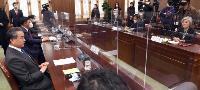 커지는 미·중 압박…韓외교 또 시험대