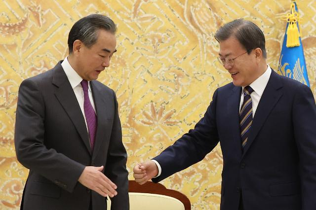 한·중 경제 협력·코로나 방역 공감대…시진핑 방한은 사실상 무산(종합)