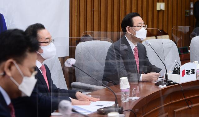"""주호영 """"추미애, 광인인지 전략인지…곧 국조 요구서 제출"""""""