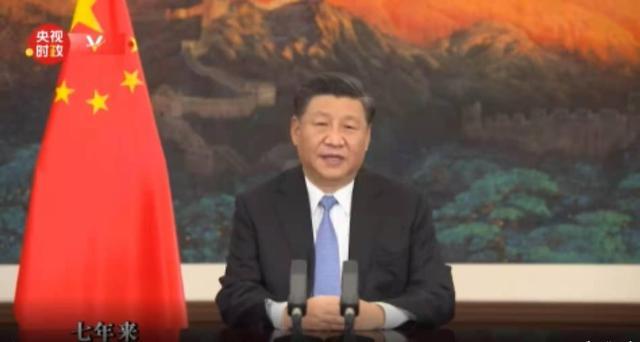 中 시진핑 주석, 중국-아세안 협력 강화 강조