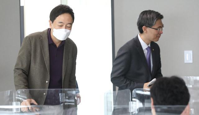 """금태섭 """"추미애-윤석열 모든 혼란…文의 책임회피 탓"""""""