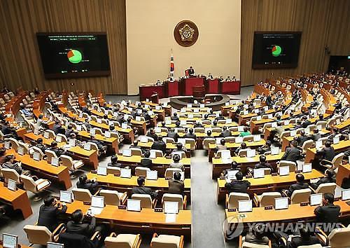 국회, 예산안 처리 D-3…백신·재난지원금, 秋‧尹갈등이 발목 잡나