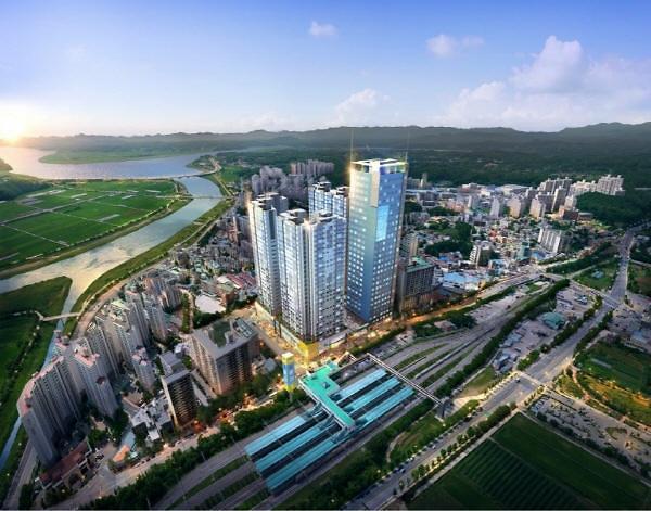비규제지역 파주에 3.3㎡당 700만원대 아파트 공급