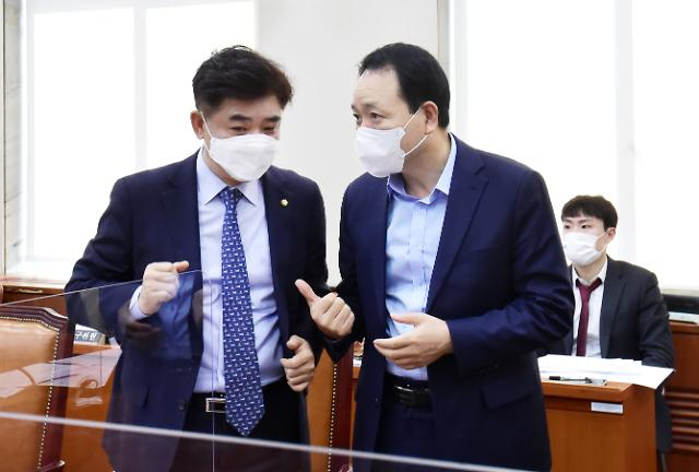 """野성일종 """"與의원들, '이낙연 패싱' 멈추라"""""""