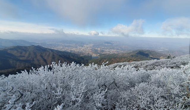 [오늘 날씨] 아침 영하권 추위...전국 곳곳서 눈비